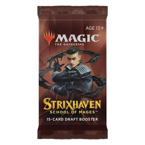 Magic: The Gathering - Strixhaven Draft Booster