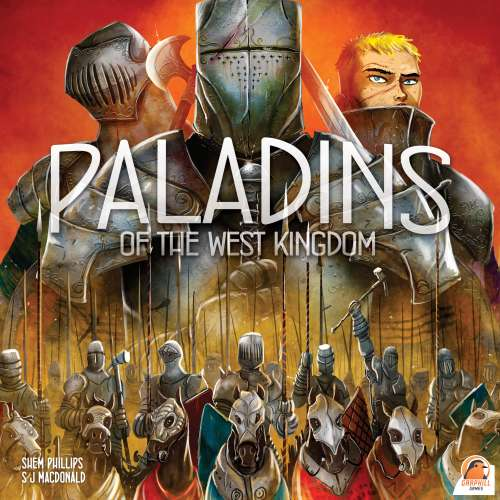 Paladins of the West Kingdom - настолна игра