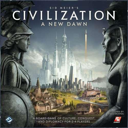 Civilization: A New Dawn - настолна игра
