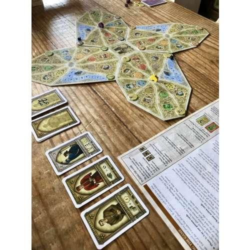 Notre Dame: 10th Anniversary Edition - настолна игра