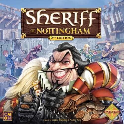 Sheriff of Nottingham (2nd Edition) - настолна игра