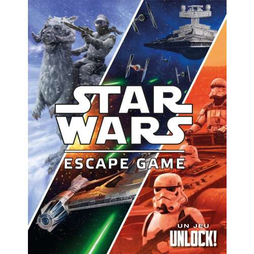 Unlock!: Star Wars Escape Game - настолна игра