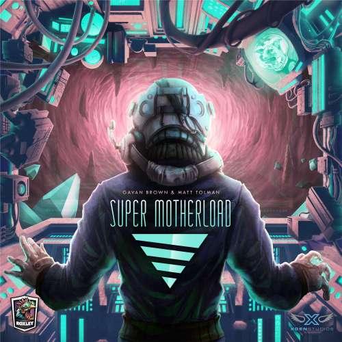 Super Motherload - настолна игра