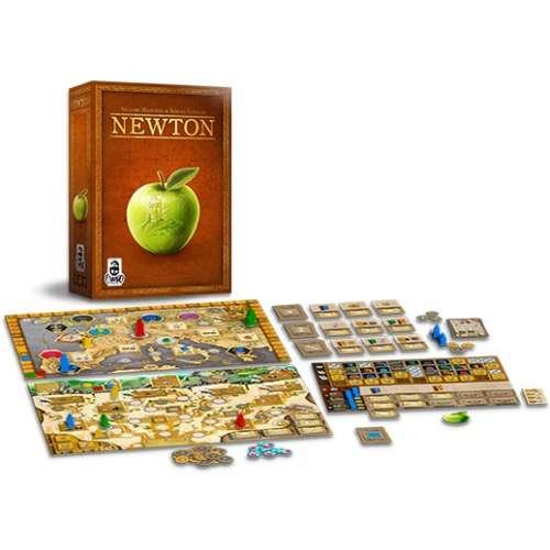 Newton - настолна игра