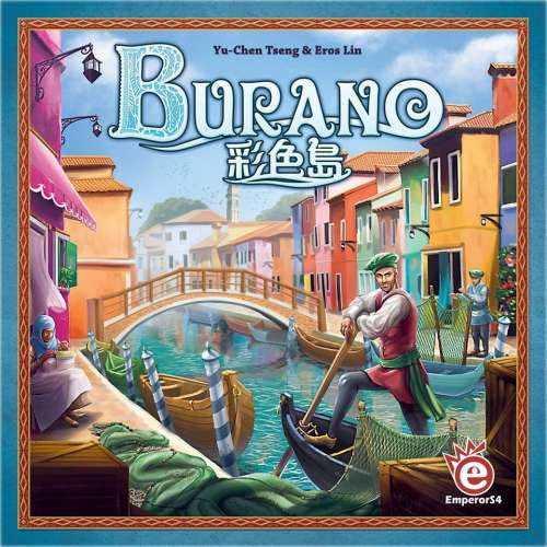 Burano - настолна игра