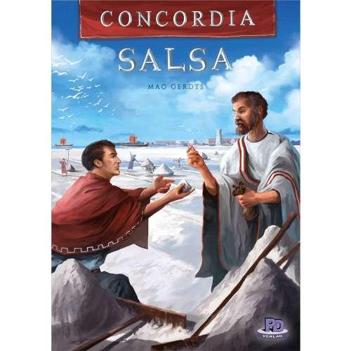 Concordia: Salsa - разширение за настолна игра