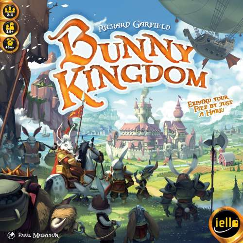 Bunny Kingdom - настолна игра