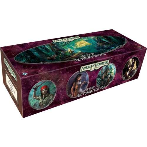 Arkham Horror: The Card Game – Return to the Forgotten Age - разширение за настолна игра