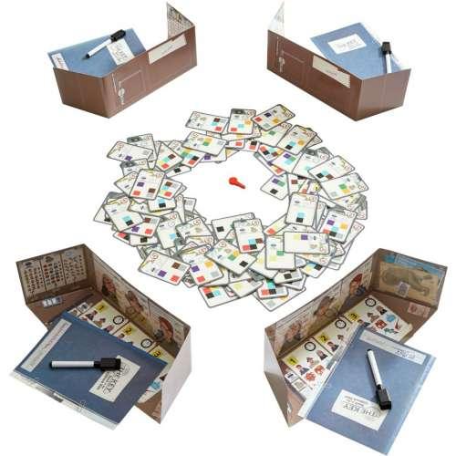 Ключът: Кражбата във вила Крифрок - настолна игра