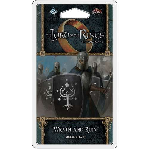 The Lord of the Rings: The Card Game – Wrath and Ruin - разширение за настолна игра