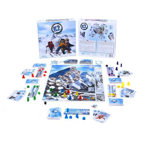 K2 - настолна игра