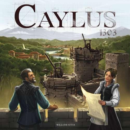Caylus 1303 - настолна игра