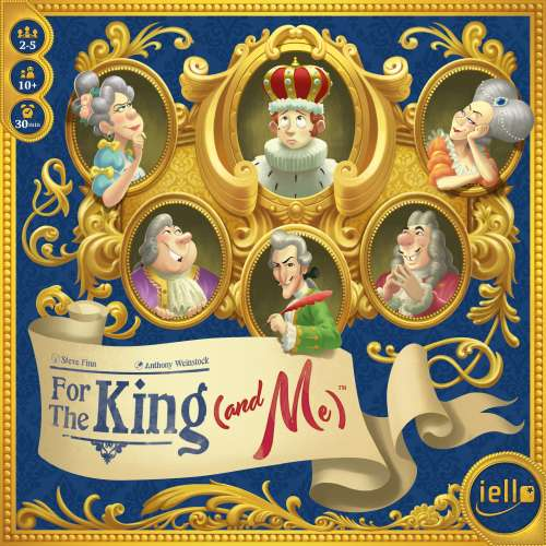 For the King (and Me) - настолна игра