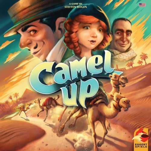 Camel Up (Second Edition) - настолна игра
