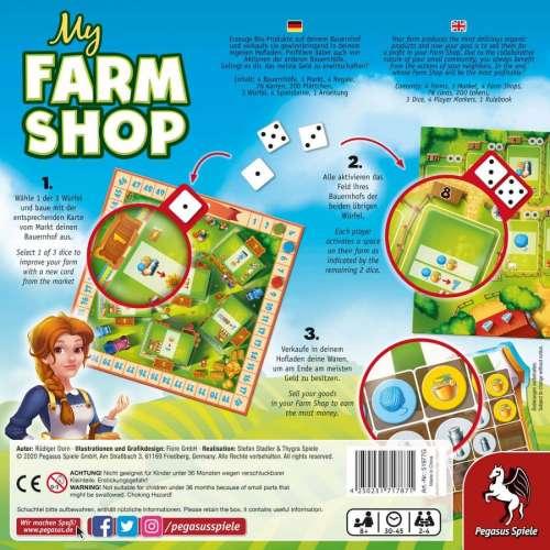 My Farm Shop - настолна игра