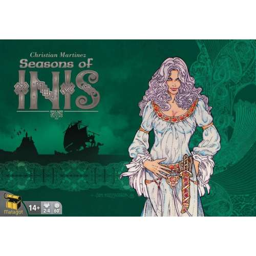 Inis: Seasons of Inis - разширение за настолна игра